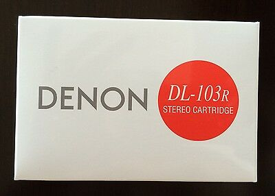 BRAND NEW-DENON DL-103R MOVING COIL MC PHONO CARTRIDGE FREE PRIORITY MAIL IN USA