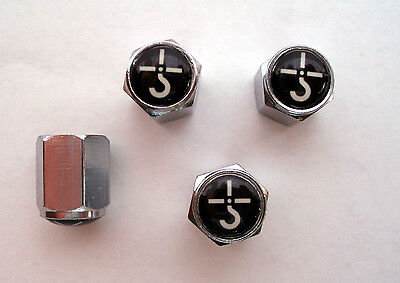 Blue Oyster Cult Tire Valve Stem Caps, Blue Oyster Cult Logo Tire Caps, BOC Caps