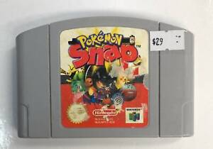 NINTENDO 64 POKEMON SNAP #239413 Morayfield Caboolture Area Preview