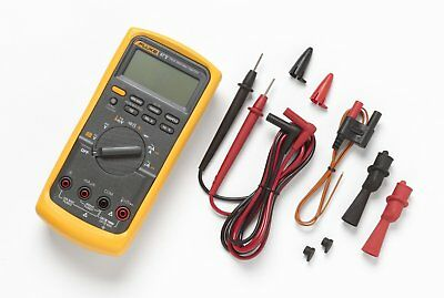 Fluke 87-5 87-v Industrial True Rms Digital Multimeter - We Export