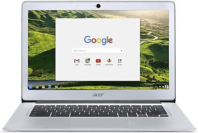 ACER Chromebook 14 CB3-431 Intel 1.6GHz 4GB 32GB Webcam WiFi HDMI NETFLIX