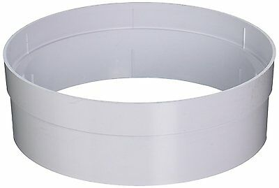Pentair 85002300 Ring Seat Extension Collar for Admiral Pool And Spa Skimmer