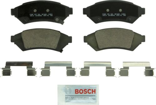 Disc Brake Pad Set-Quietcast Pads with Hardware Front Bosch fits 2004 Grand Prix