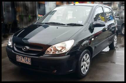 2009 Hyundai Getz Hatch, auto, Getz away from $40 week TAP* Braybrook Maribyrnong Area Preview