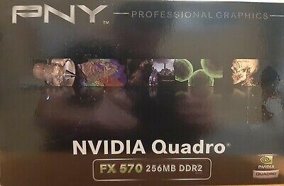 PNY NVIDIA Quadro FX 570, 256MB DDR2