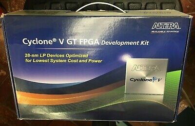 Intelaltera Cyclone V Gt Fpga Development Kit - Pn Dk-dev-5cgtd9n