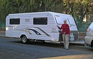 2013 Jayco Starcraft Little Used; Suit New Buyer Clarence Park Unley Area Preview