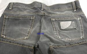 750-Love-Moschino-Men-Jeans-32-33-ZigZag-Stitch-Father-Dad-School-Birthday-Gift