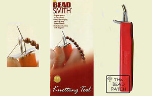 Beadsmith Ez Knotter Bead And Pearl Knotting Jewelry  Tool - EZ KNOT