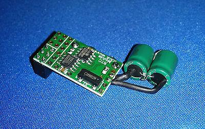Real Time Clock & Temp Sensor for Raspberry Pi with Passthru & Super Capacitors