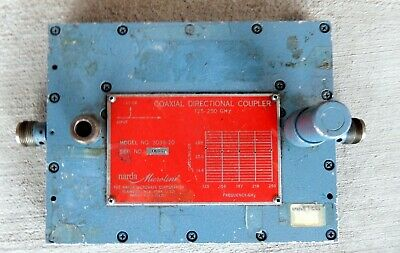 Keysight Agilent HP x752a 3db waveguide DIRECTIONAL COUPLER wr-90 X-band