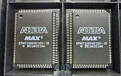 Altera Epm7128sqc100-15 Max 7000s Embedded Cpld  Epm7128s