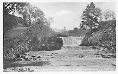 R157318 The Upper Falls of Morar. Inverness Shire. Between Fort William and Mall
