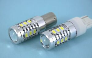 Nissan S13 S14 180SX 200SX 240SX Hi-Power Cree LED Reverse Tail Light Bulb Globe