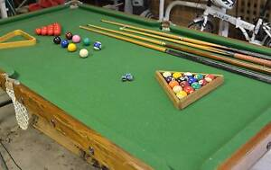 Billiard table Rowville Knox Area Preview