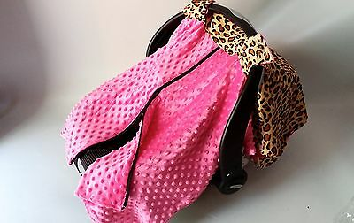 baby car seat canopy baby infant car seat canopy cover blanket fit all seat/