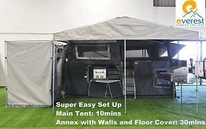 2016 STOCK SALE FORWARD FOLD CAMPER TRAILER HARD FLOOR Brendale Pine Rivers Area Preview
