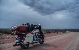 2015 Indian Roadmaster Stunning Two Tone Touring Motorcycle