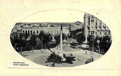 Montevideo,Uruguay,So.America,Plaza Cagancha,c.1909
