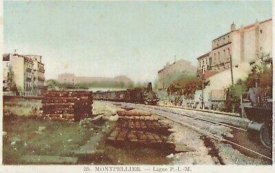AK Montpellier - Ligne P.-L -M