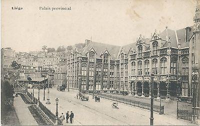 alte AK Liege Lüttich um 1915, Palais provincial