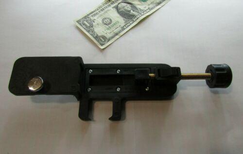 New Northwest Instrument Laser Detector Quick Action Polymer Rod Holders, NRC5G