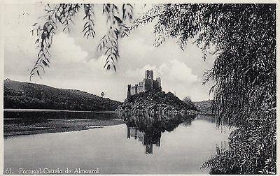 Post Card - Portugal Castelo de Almourol