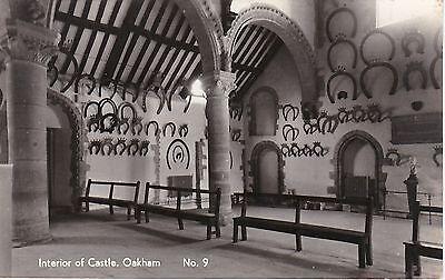 Interior Of Castle, OAKHAM, Rutland RP