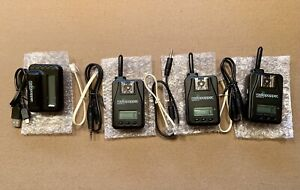 Radiopopper jr2 trigger and receivers
