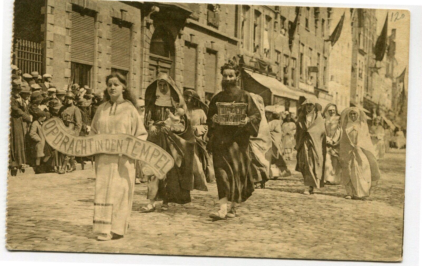 CPA - Carte Postale - Belgique - Bruges - Procession de Saint Sang ( CP5194 )