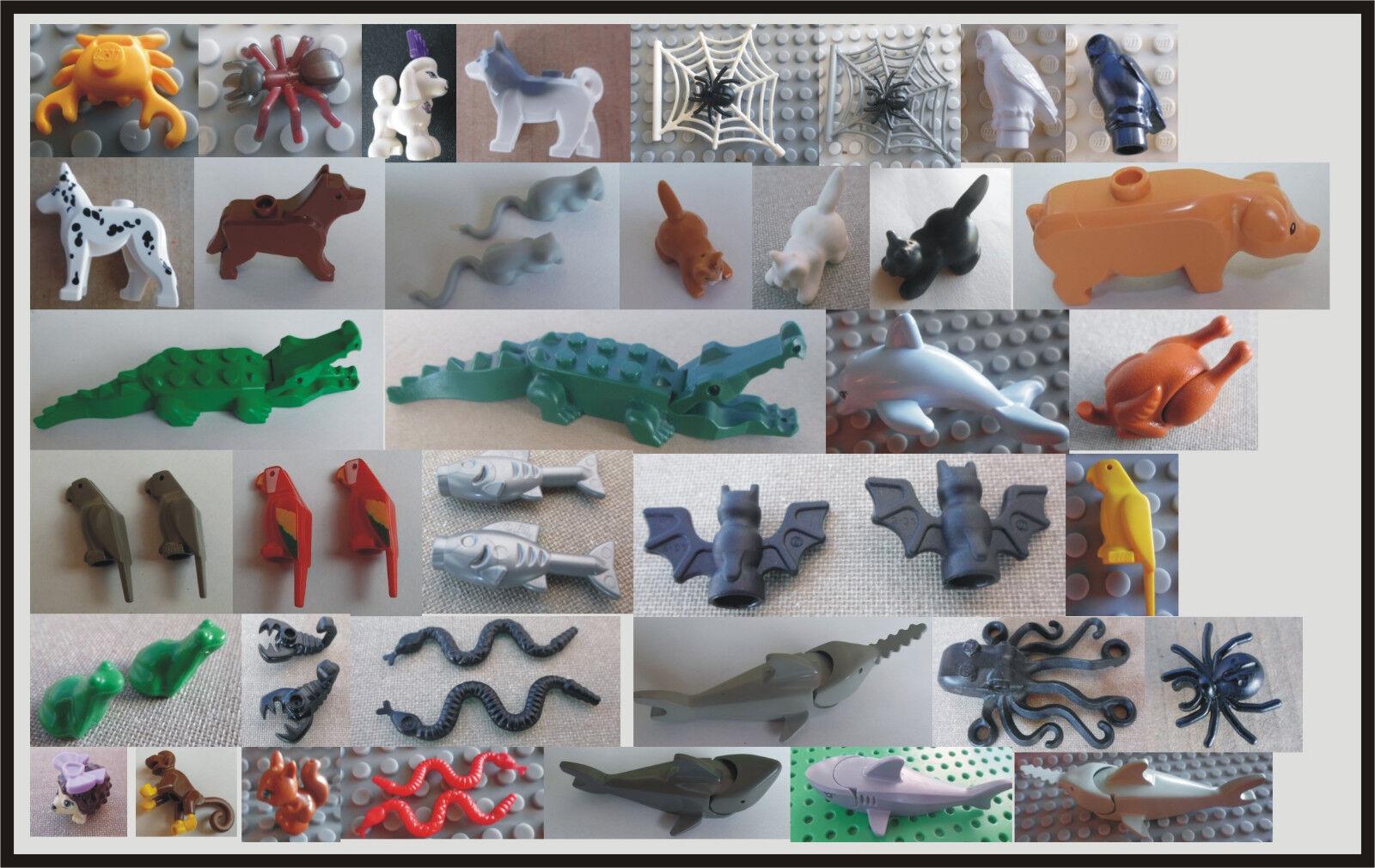 Lego Accessori  Animali Pirati Castello Città   Entra nel negozio e scegli