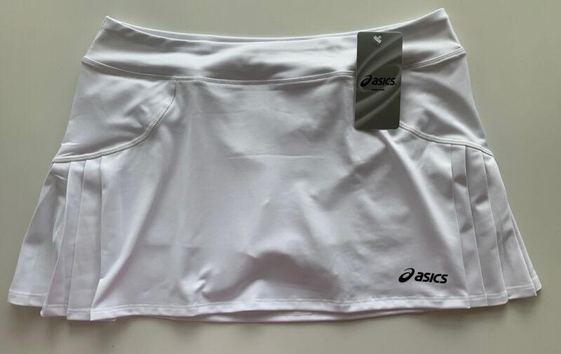 ASICS Women's Tennis Love Skort TE1772 White L
