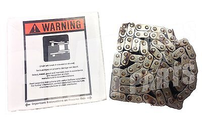 DIAMOND Primary Motorcycle Chain #428 82 Link Double Row Harley New 549302-82-P
