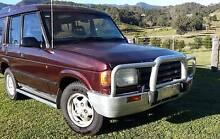 1995 Land Rover Grandpa Car Original Unmodified Lynchs Creek Kyogle Area Preview