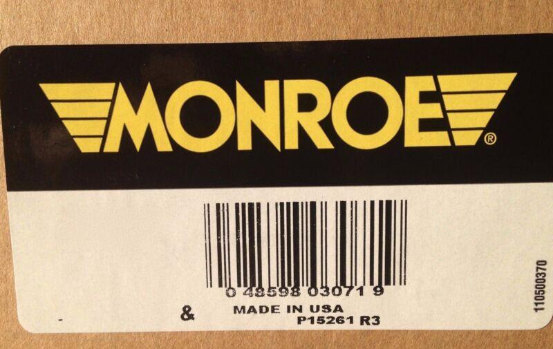 Monroe Rear Air Shock Absorber Suit 65-73 Ford Mustang