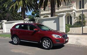 2010 VOLVO D5 XC60 TWIN TURBO DIESEL IN AS NEW CONDITION Parkdale Kingston Area Preview
