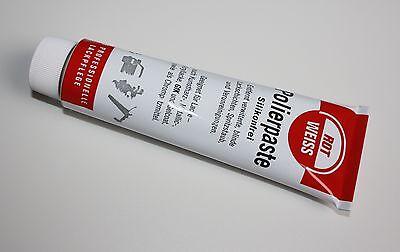Polierpaste für Plexiglas Acrylglas ua Kunststoffe ROT WEISS 100ml Silikonfrei