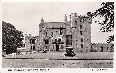 The Castle Of Mey & Canon, Nr JOHN O' GROATS, Caithness RP
