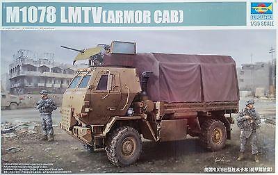 TRUMPETER® 01009 M1078 LMTV (Armor Cab) in 1:35