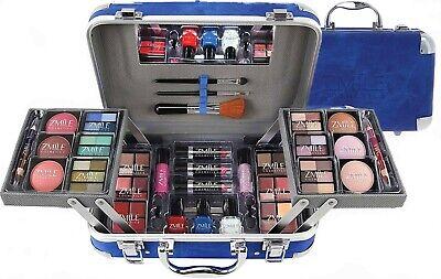 Set Trucchi Make Up Completo Beauty Case Con 82 Pezzi Professionale