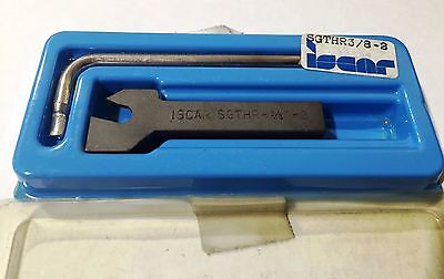 Iscar Sgthr 38- 2 Indexable Turning Grooving Cut Off Self Grip Tool Holder New