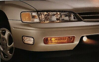 91-95 Acura Legend 94-97 Honda Accord Cornering Driving Fog Lights Rare OEM JDM