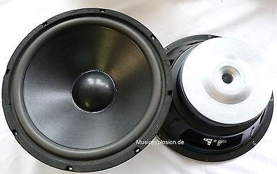 """Kenford HW-806 20cm 8"""" Subwoofer Hifi 200mm Bass Lautsprecher Tieftöner"""