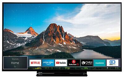 Toshiba 49V5863DAL 49 Zoll 4K UHD Fernseher Smart TV HDR DolbyVision Onkyo Alexa