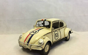 Large VW Beetle Herbie