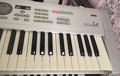KORG TRITON LE/ 61 keys/80+ SAMPLES GRUPEROS Y BANDA. Studio/TR/Extreme/LE/m1 segunda mano  Embacar hacia Mexico