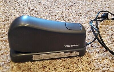 Officemax Automatic Electric Stapler Model No 97436