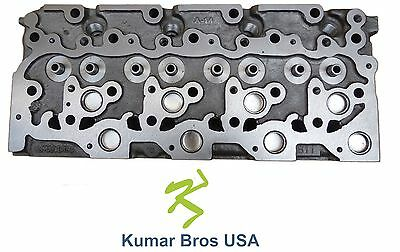 New Kumar Bros Usa Cylinder Head For Bobcat 341 Kubota V2003