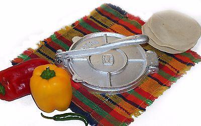 Tortilla Press Maker, Cast Iron Tortilladora 6.5