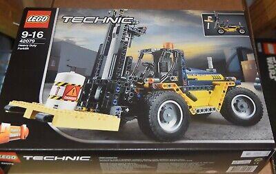 Lego Technic Set – 42079 Heavy Duty Forklift – Brand New & Sealed Box - 2018